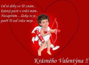 Valentýn přání
