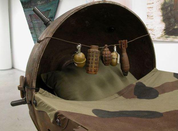 Vojenské dětské hračky