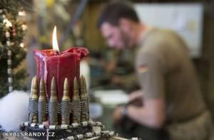 Vojenský svícen
