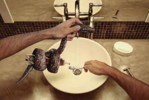 Jak dokonale vytlačit zubní pastu
