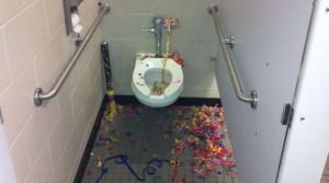 WC po silvestru