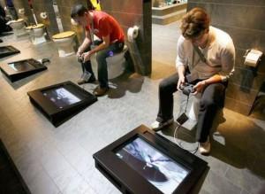 WC pro herní maniaky