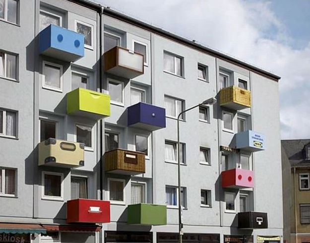 Zábavné balkóny