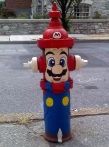 Zábavný hydrant