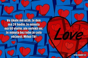 Miluji Tě!