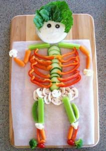 Zeleninový kostlivec