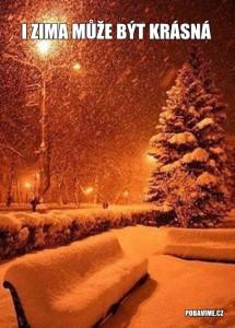 I zima může být krásná