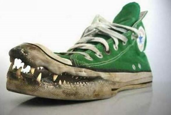 Zubatá bota